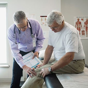 Knee replacement complications are not limited to the knee joint.