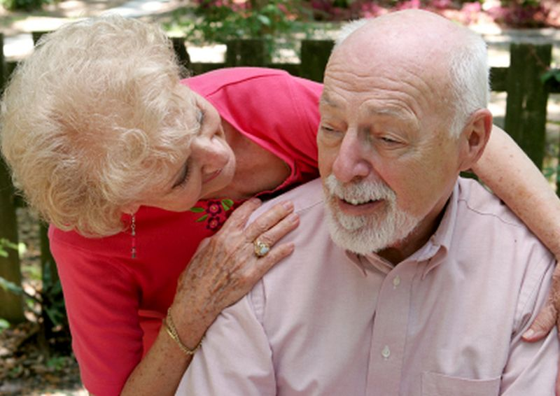 News Picture: What Helps Calm Agitated Dementia Patients?