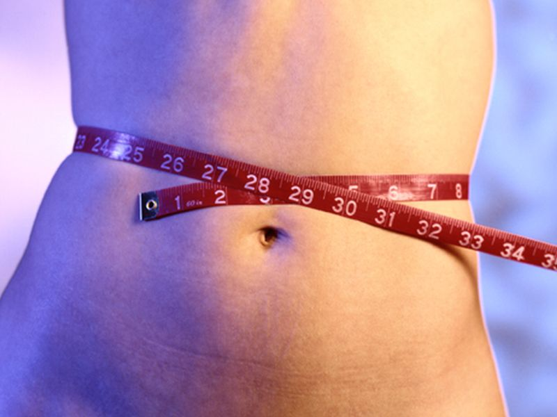 News Picture: You've Lost the Weight -- Now Keep It Off to Keep Diabetes at Bay