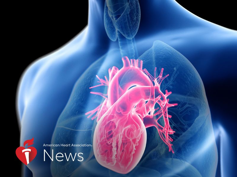 News Picture: AHA News: HIV Could Increase Risk of Death From Heart Failure