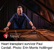 News Picture: AHA News: Prolific Pianist Uses Music to Heal, Inspire