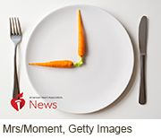 News Picture: AHA News: Regular Fasting Could Lead to Longer, Healthier Life
