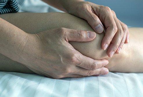 Patellofemoral syndrome, or chondromalacia patella, can cause knee pain.