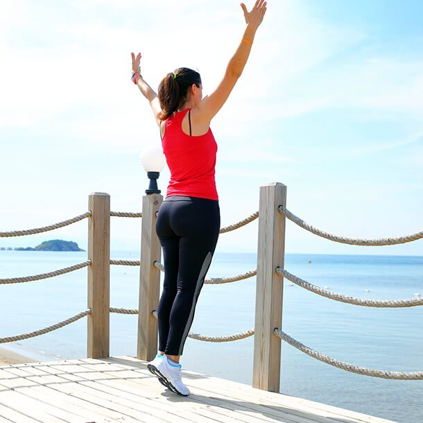 An extra 35 minutes of physical activity per day lowers depression risk, even in people with a high genetic risk of the condition.