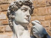 News Picture: A Medical Insight in Michelangelo's David, 'Hiding in Plain Sight'