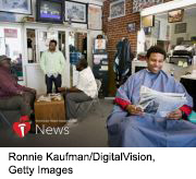 News Picture: AHA News: Here's How Black Barbershops Could Save Lives and Millions in Health Costs