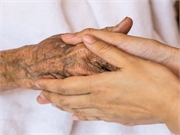 News Picture: More Americans Are Now Dying at Home Rather Than the Hospital