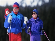 News Picture: Ski Your Way to a Healthier Aging Brain