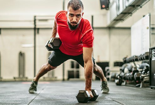Weight Lifting (Resistance Exercise
