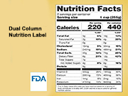 News Picture: Calories Per Serving or the Whole Package? Many Food Labels Now Tell Both