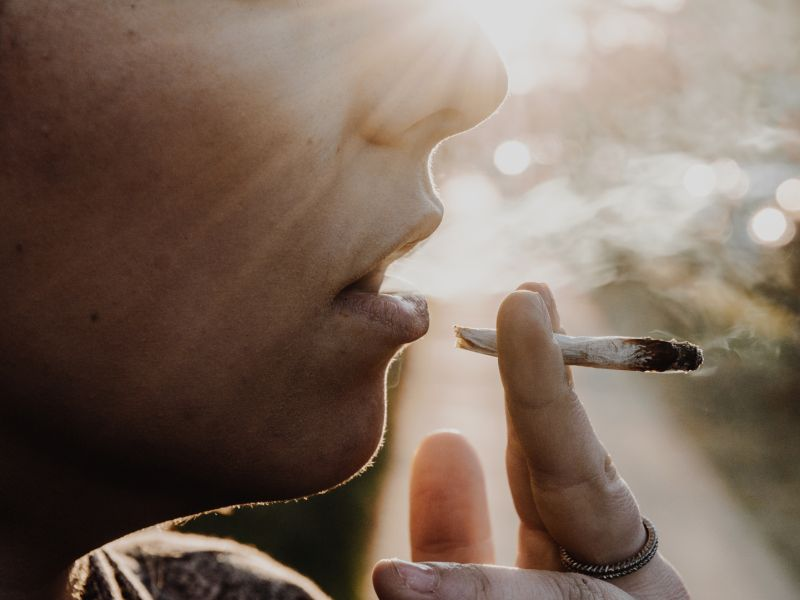 News Picture: Can Pot Bring on Psychosis in Young Users? It May Be Happening, Experts Say