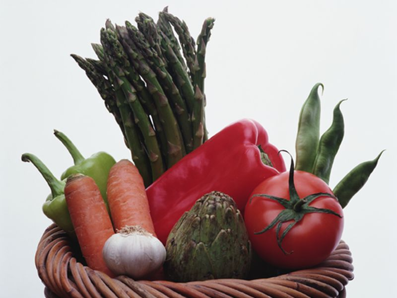 News Picture: Eating More Veggies Won't Stop Prostate Cancer: Study