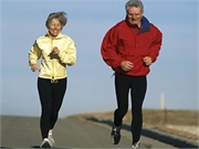 News Picture: Exercise May Keep Your Brain Healthy