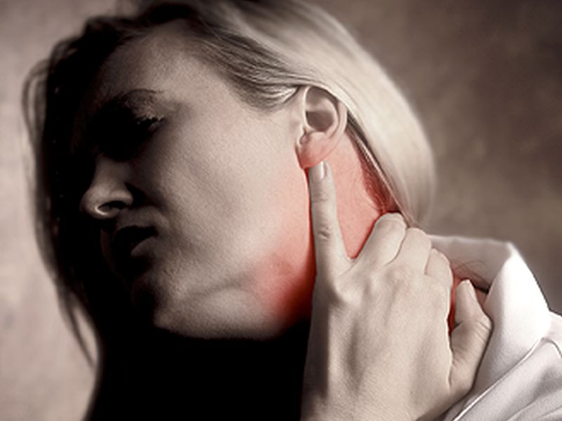 News Picture: Nerve Stimulation Therapy Could Cut Fibromyalgia Pain