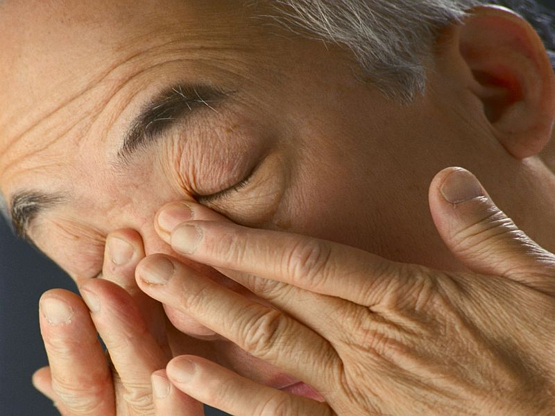 News Picture: New Clues Show How Stress May Turn Your Hair Gray