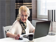 News Picture: Seniors Still Wary of Online Reviews When Picking Doctors