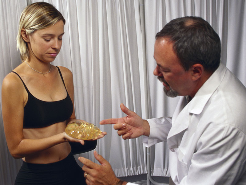 News Picture: 2 in 3 Women Unhappy With Their Breast Size. Could That Harm Their Health?