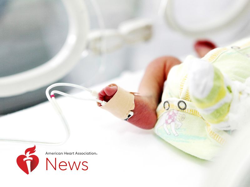 News Picture: AHA News: For Kids With Heart Defects, the Hospital Near Mom May Matter