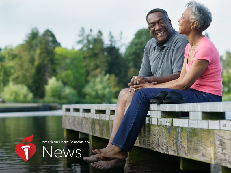 News Picture: AHA News: Millions Are Learning to Live With Heart Failure
