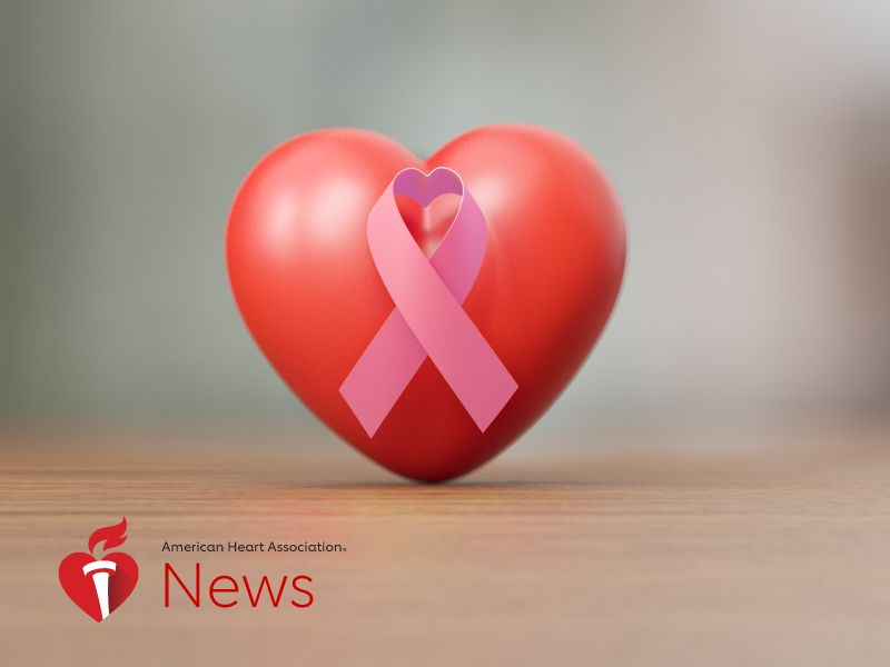 News Picture: AHA News: What Women Need to Know About Breast Cancer and Heart Disease