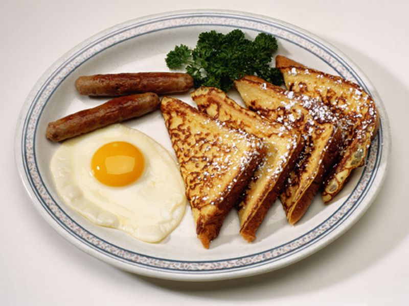 News Picture: Big Breakfast May Be the Most Slimming Meal of the Day