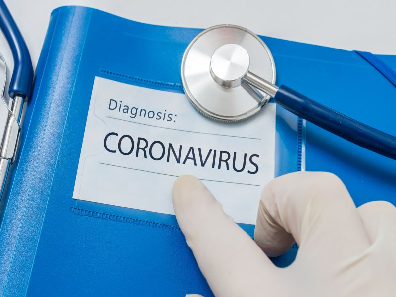 News Picture: Coronavirus Death Toll Tops 1,000, While 13th U.S. Case Confirmed