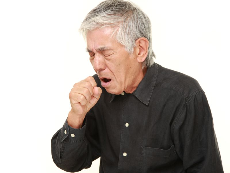 News Picture: Drug Offers Hope Against Tough-to-Treat Chronic Cough
