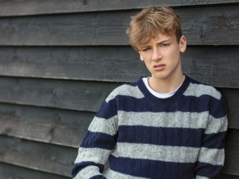 News Picture: Fewer LGBT Teens Plagued by Suicidal Thoughts, But Rates Still High
