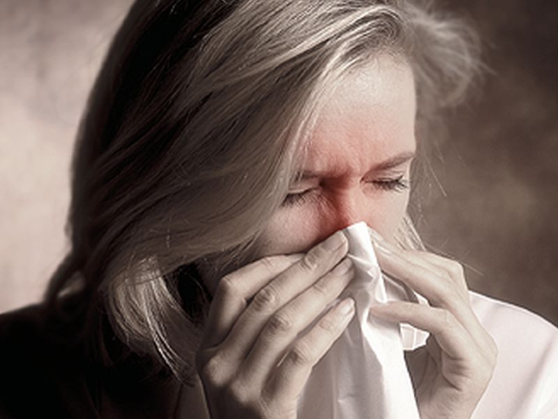 News Picture: Flu Season That's Sickened 26 Million May Be at Its Peak