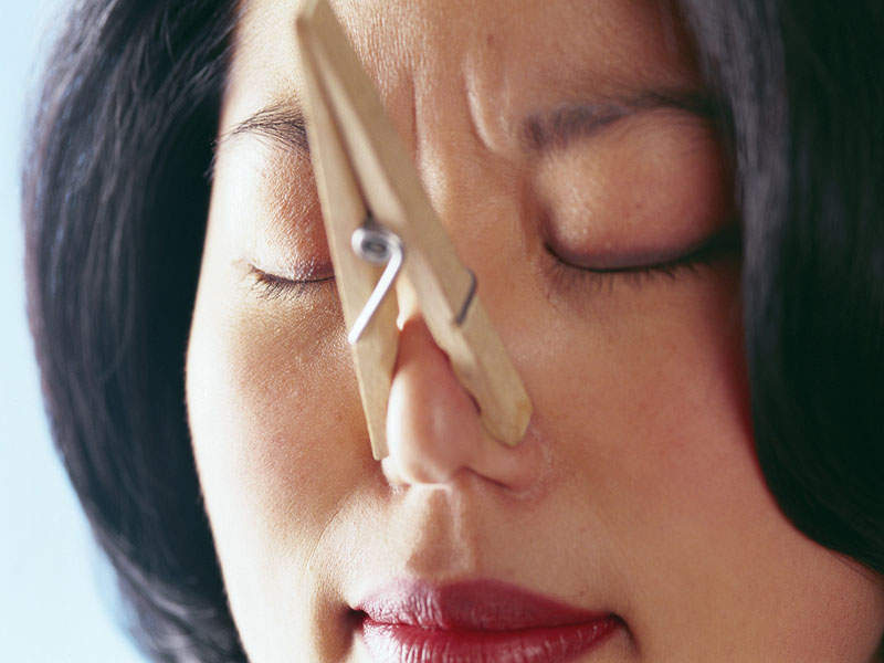 News Picture: Losing Sense of Smell Can Worsen Life in Many Ways: Study