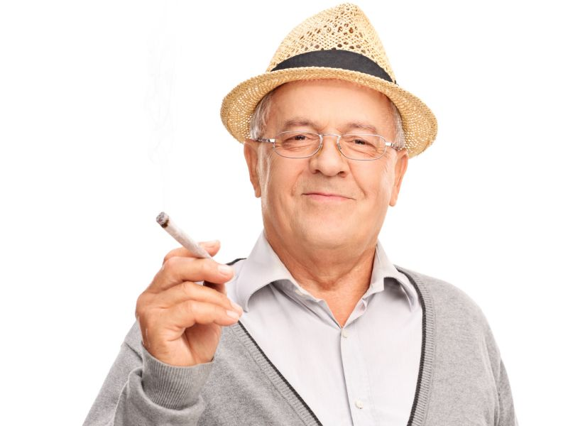 News Picture: Pot Use Among U.S. Seniors Nearly Doubled in 3 Years