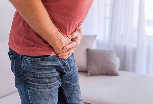 Various troubles with urination are typically the first signs of prostate cancer.
