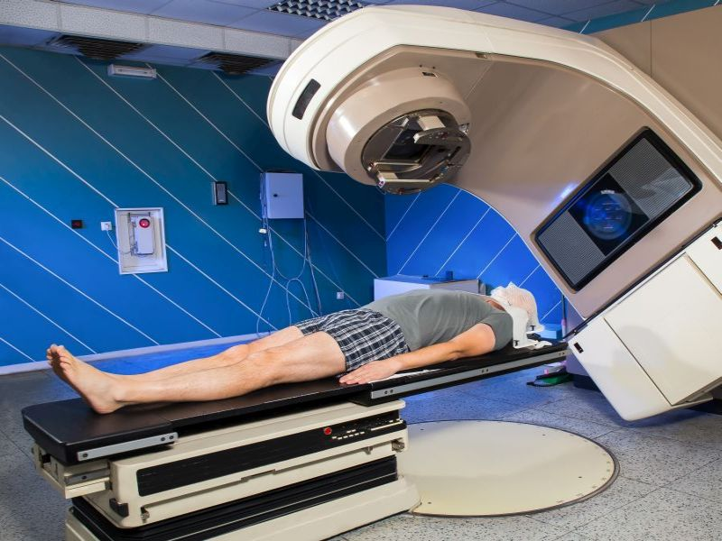 News Picture: Radiation Treatment Is Hard on the Heart