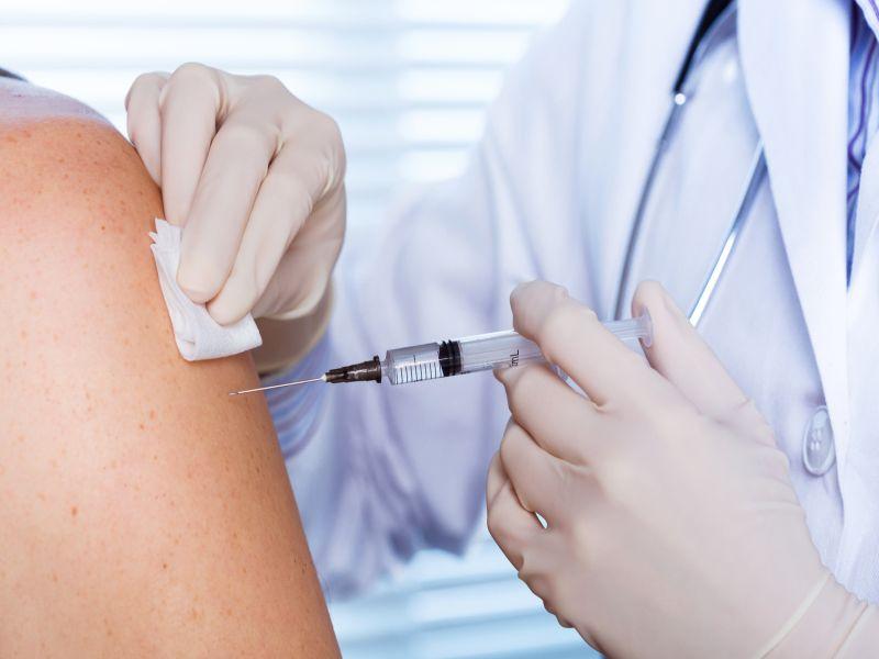 News Picture: Shingles Vaccine Bonus: Reduced Risk of Stroke?
