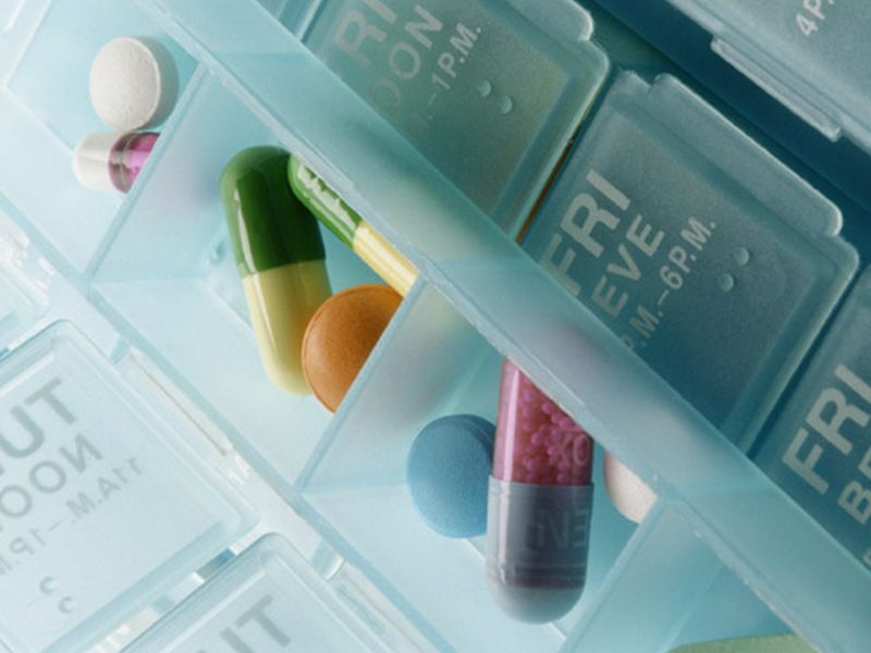 News Picture: Sticking With Meds Lowers Lupus Patients' Diabetes Risk