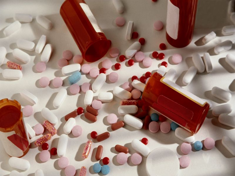 News Picture: Study Finds 'No Clear Rationale' for 45% of Antibiotic Prescriptions