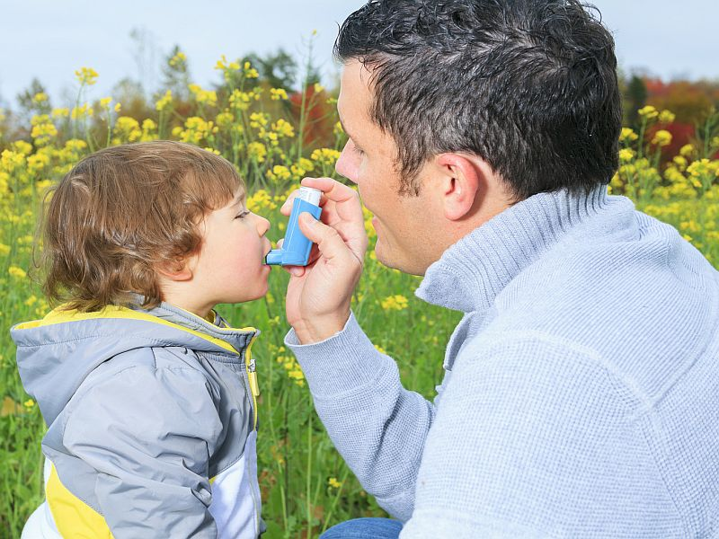 News Picture: Vitamin D in Pregnancy Doesn't Curb Kids' Asthma