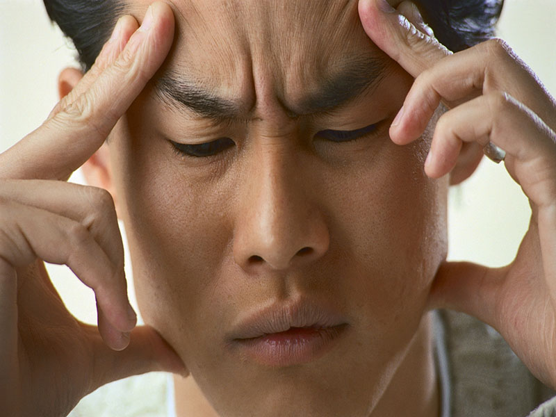 News Picture: Workers With Cluster Headaches Take Twice as Many Sick Days