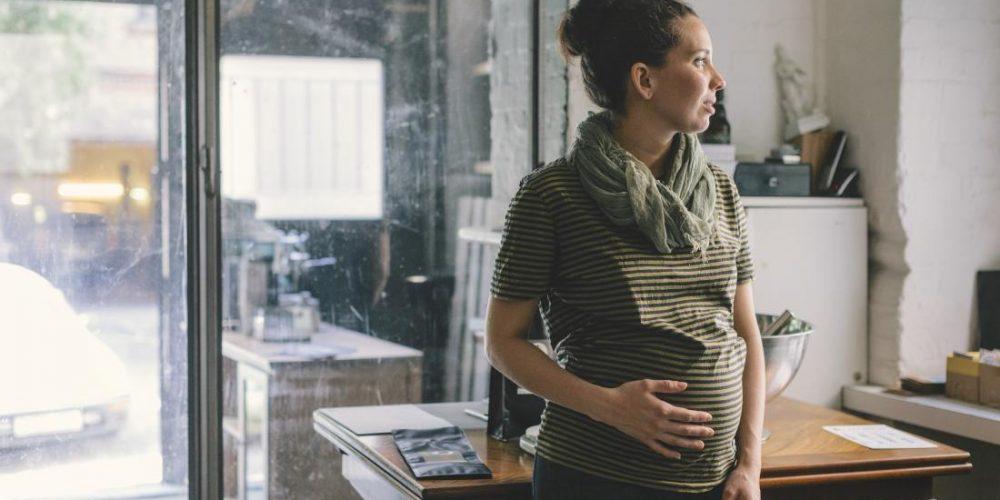 Crohn's disease and pregnancy