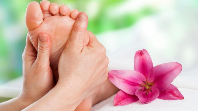 Foot massage techniques and benefits