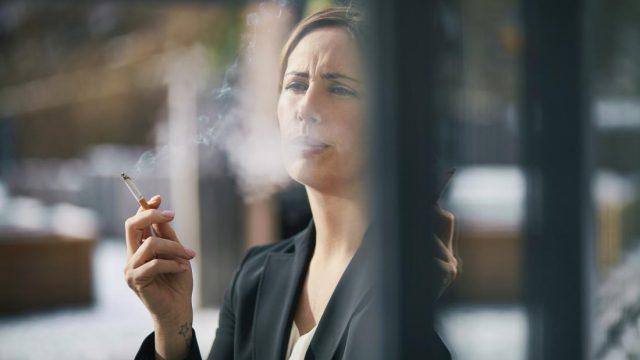 How do you get COPD?