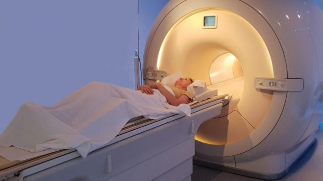 What is a lumbar MRI scan?