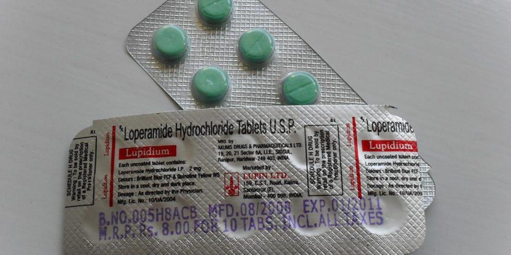 Best medications for treating diarrhea in Crohn's disease