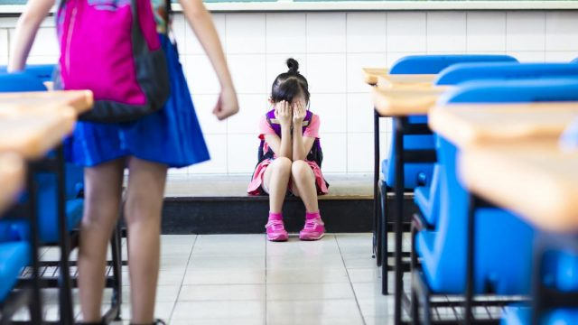 Bullying alters brain structure, raises risk of mental health problems