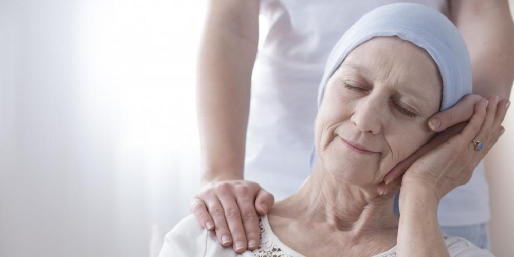 End-of-life symptoms of metastatic breast cancer
