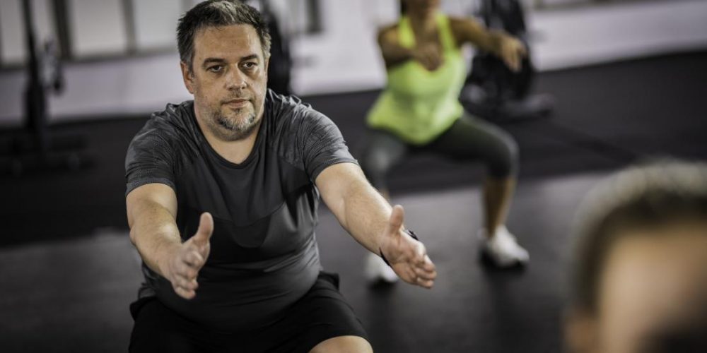 Excess belly fat common in those with high heart risk