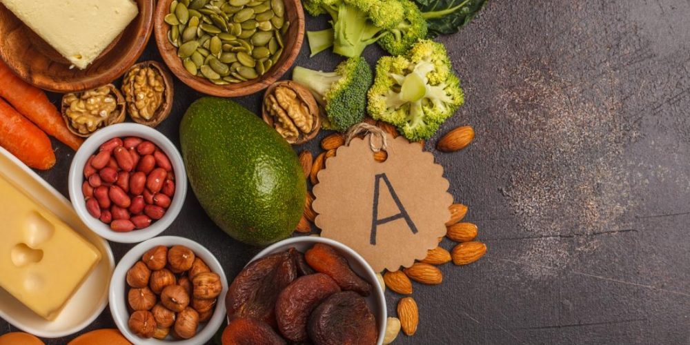 Immune system vs. gut bacteria: How vitamin A 'keeps the peace'