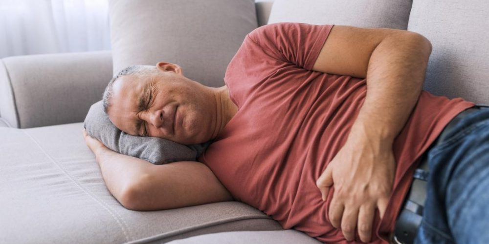 What can cause a change in bowel habits?