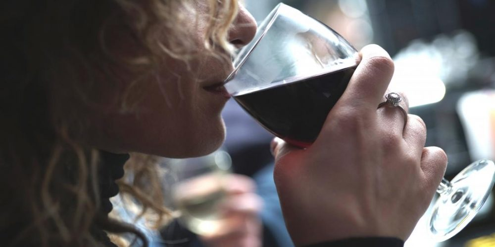 Breast cancer: Cut down on alcohol to lower risk