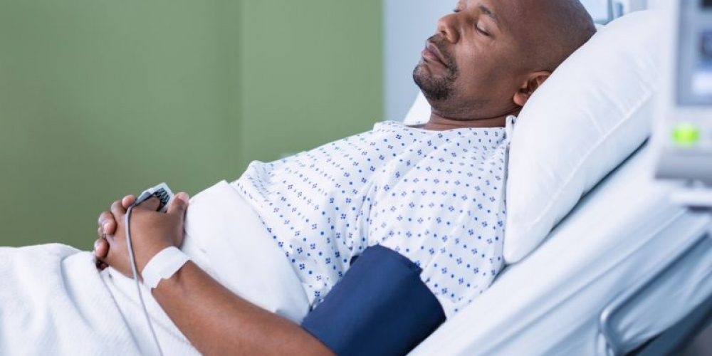 Disrupted Sleep Plagues Hospital Patients, But New Program Might Help